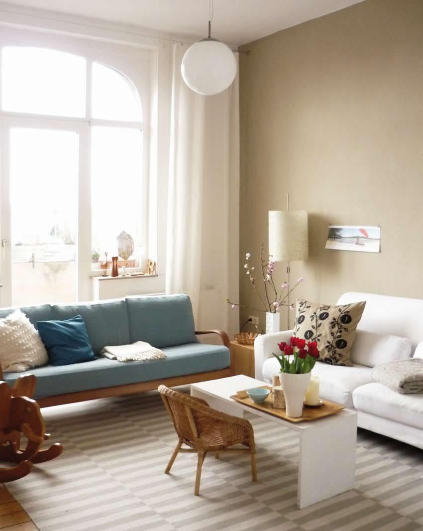 Im neuen gewand so leb ich kompromisslos toll for So leb ich wohnzimmer
